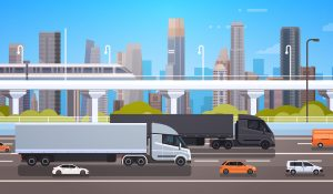 semi-trucks-on-highway-with-cars-graphic